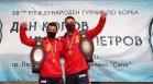 """Министър Кралев награди големите победители на """"Дан Колов - Никола Петров"""""""