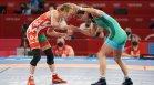 Евелина Николова загуби на крачка от финала, ще се бори за бронзов медал
