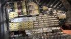 Иззеха 3670 кутии контрабандни цигари и 534 л алкохол на границата с Румъния