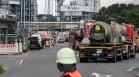 Предотвратен е втори голям взрив в завода в Леверкузен
