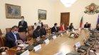 Премиерът Стефан Янев се срещна с представители от туристическия бранш