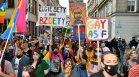 Защо една свободна от ЛГБТ зона в Полша се отказа от статута си