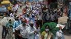 СЗО: Има данни индийският вариант на Ковид-19 да е по-заразен