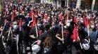 Вълна от неподчинение на младите хора в Гърция срещу карантината и мерките