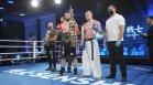 Тежки удари и победа за Ахмед Крънич в мач по правилата KWU Full Contact