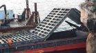 """Бурното море отново възпрепятства операцията по разтоварването на """"Vera Su"""""""