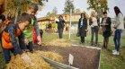 """Започна кампанията """"Моето зелено училище, зелена детска градина"""" в София"""