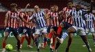 """""""Атлетико"""" докосва титлата в Ла Лига след безценна победа"""