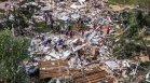 Загинали и стотици ранени след опустошително торнадо в Чехия