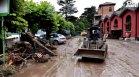 Воден апокалипсис в Италия: Наводнения и свлачища обхванаха страната (+ВИДЕО)