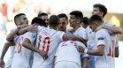 Испания разгроми Словакия с 5 безответни гола и се класира за 1/8-финалите