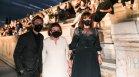 Dior с първо дефиле на живо от началото на пандемията