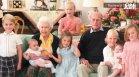 Публикуваха емоционална снимка на кралското семейство (+ВИДЕО)