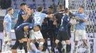 """""""Лацио"""" сломи """"Интер"""" с 3:1, Филипе Андерсон вкара скандален гол"""