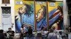 В Гърция свалят маските навън, затварят училища и фирми заради жегата