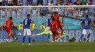 Пестелива Италия победи Уелс с резервите и спечели групата си на Евро 2020