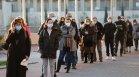 Рекорд в Израел: Ваксинираха 224 000 души за ден