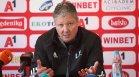 """Пенев в атака: Кабаков искаше повече победата от играчите на """"Лудогорец"""""""