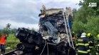 Няма данни за пострадали българи във влаковата катастрофа в Чехия