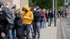 Германия с ключов спад на случаите на заразени с коронавирус