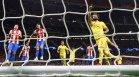 """5 гола, червен картон и дузпа: """"Ливърпул"""" спечели срещу """"Атлетико"""" в Мадрид"""