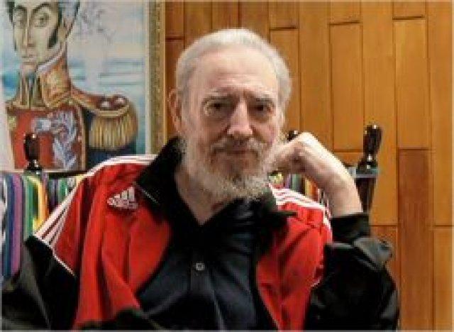 """Резултат с изображение за """"Фидел Кастро се оттегля"""""""