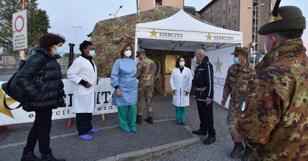ЕС отпуска 220 млн. евро за трансфер на болни с Ковид-19 - Bgonair